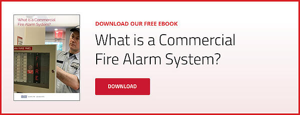 Download Free eBook | What is a Commercial Fire Alarm System