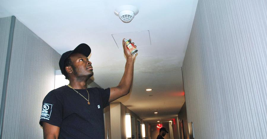 Initiating Devices: Smoke Detectors, Duct Smoke Detectors, Beam Detectors